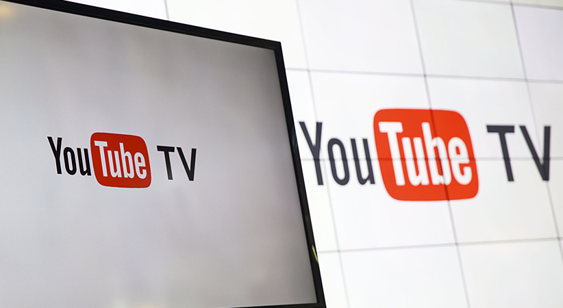 YouTube TV entra al mercado streaming