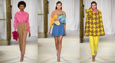 Delpozo debuta en la London Fashion Week